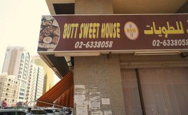 Butt Sweet House