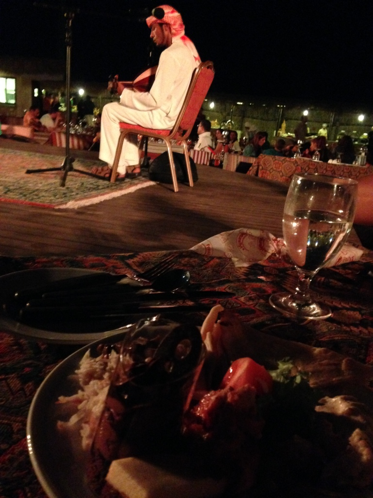 Oud and Food