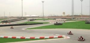 Al Forsan Karting Track