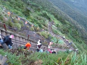 Adam's Peak Descent