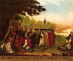Penns Treaty 1681