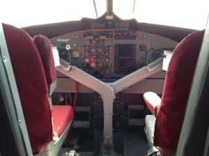 Seaplane Cockpit