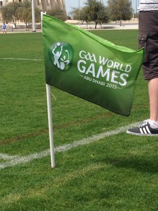 GAA World Games 1