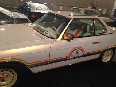 Rainbow Car GO!